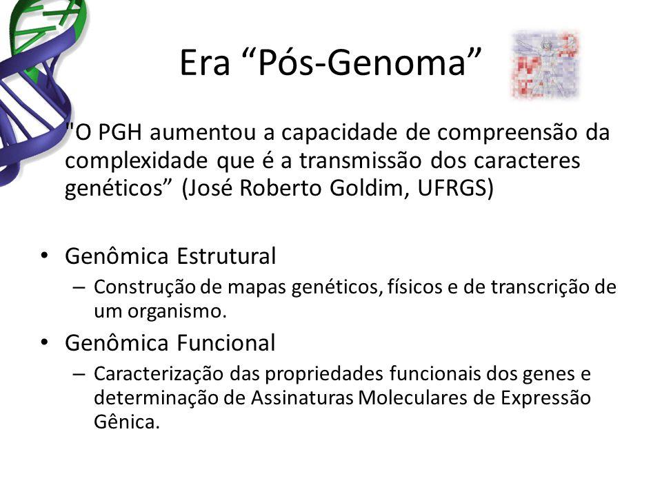 Era Pós-Genoma