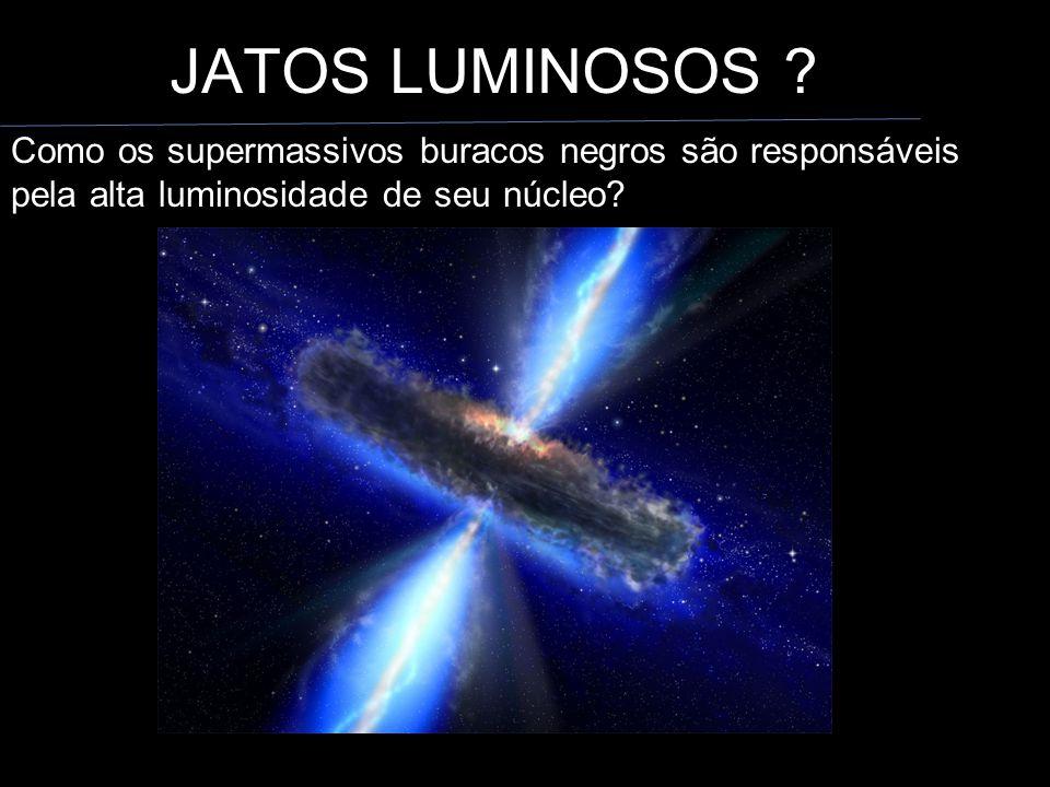 JATOS LUMINOSOS .