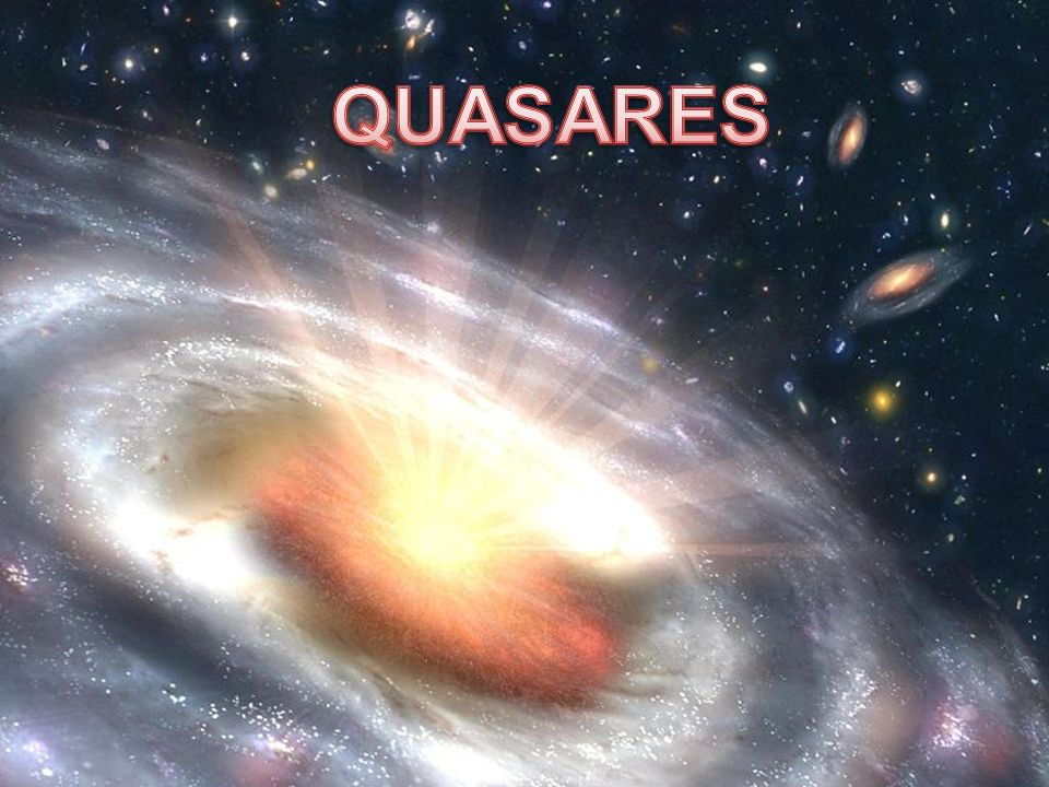 SPITZER E CHANDRA Usando os telescópios Spitzer e o Chandra, os astrônomos continuam descobrindo enxames de quasares escondidos em grupos de galáxias, em lugares cada vez mais remotos do Universo.