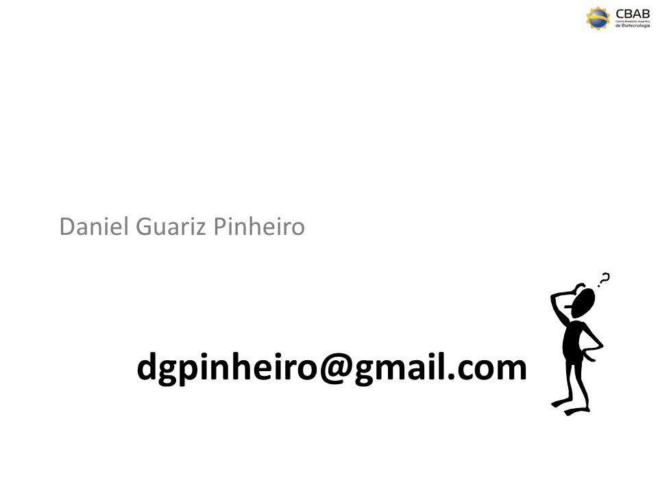 dgpinheiro@gmail.com Daniel Guariz Pinheiro