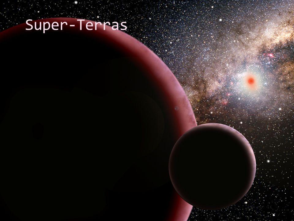 Super-Terras