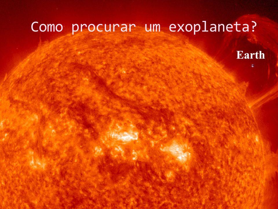 Como procurar um exoplaneta?
