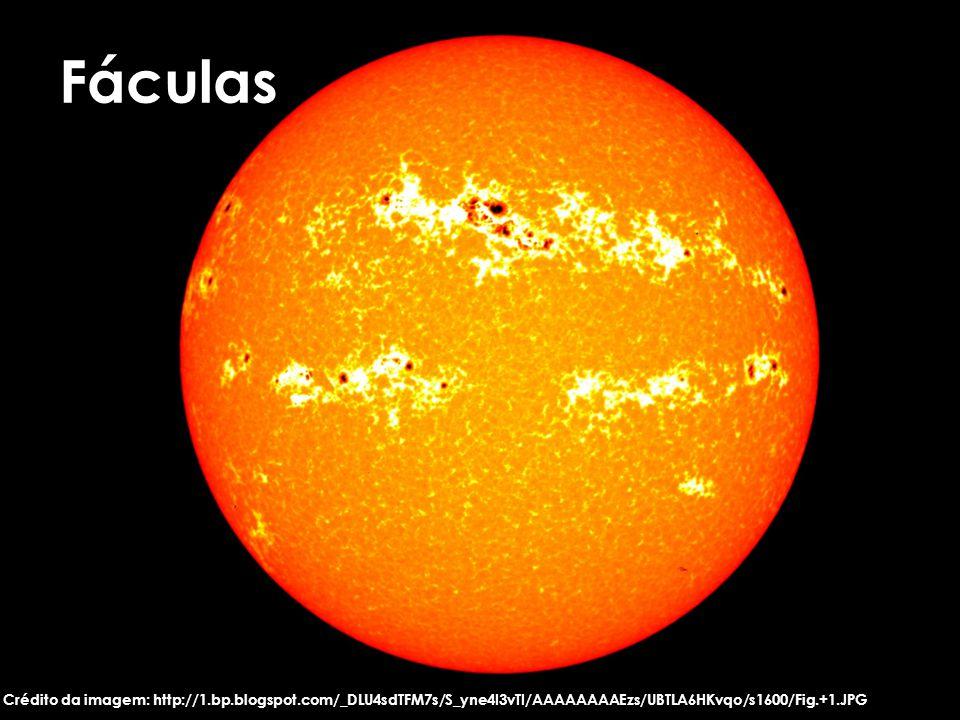 Fáculas Crédito da imagem: http://1.bp.blogspot.com/_DLU4sdTFM7s/S_yne4I3vTI/AAAAAAAAEzs/UBTLA6HKvqo/s1600/Fig.+1.JPG
