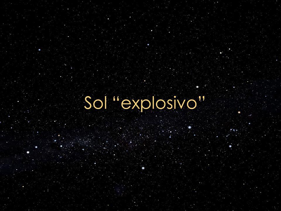Sol explosivo