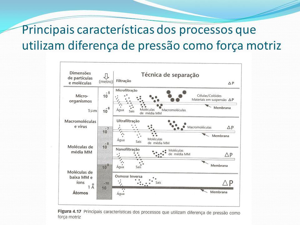 Cromatografia de exclusão molecular A ordem de recuperação seletiva das moléculas no fluxo eluente tem início com as maiores moléculas, prosseguindo em direção às menores.