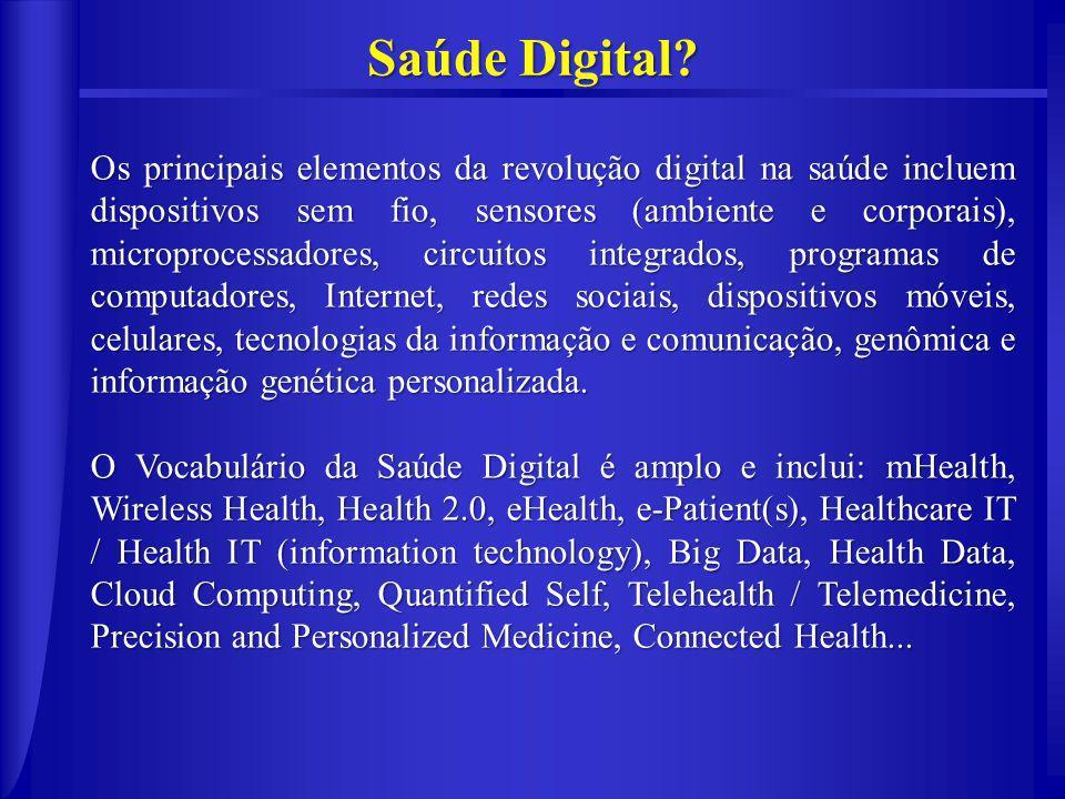 Saúde Digital.
