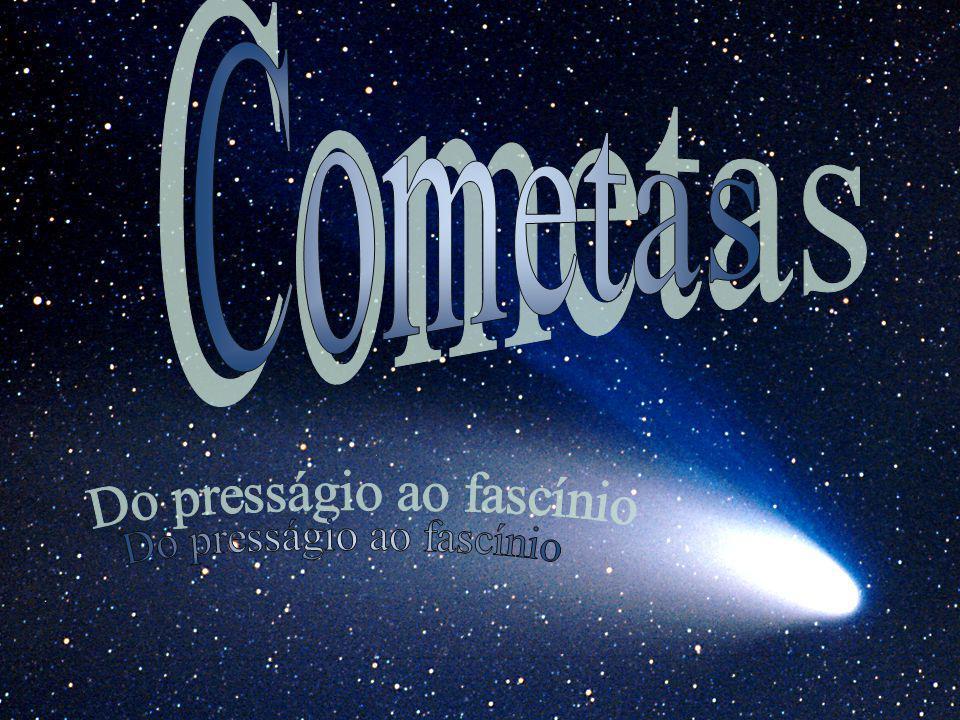 Introdução Os primeiros registros de cometas são datados de 1000 a.C., com gravuras chinesas de estrelas com caudas.