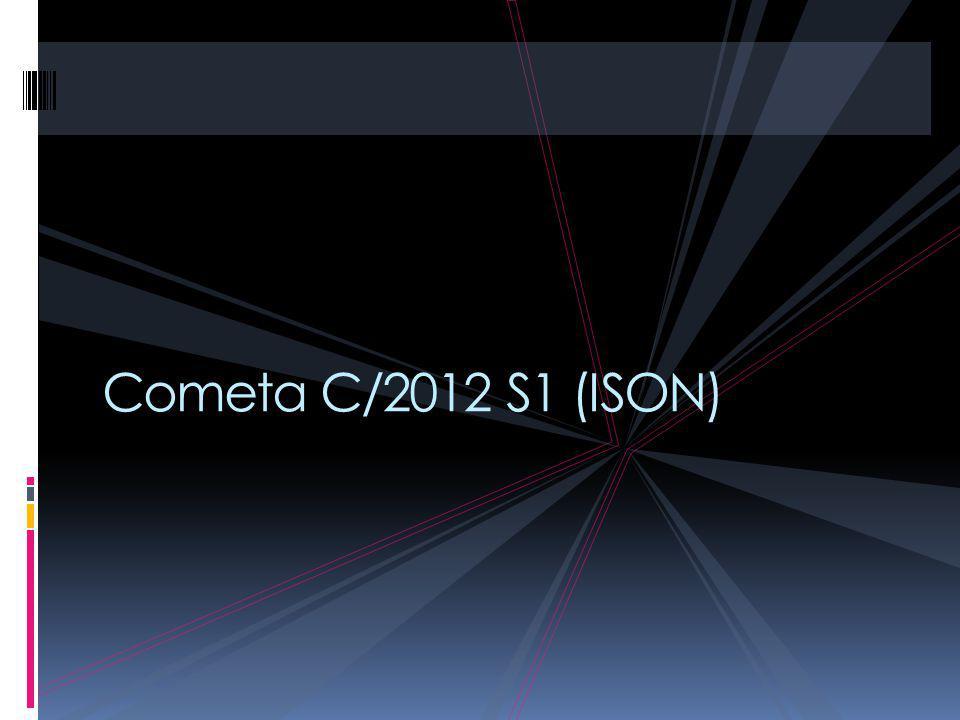 Cometa C/2012 S1 (ISON)