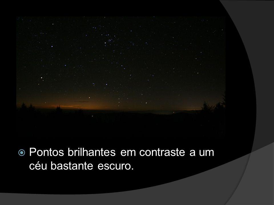 Solução: encontrar ponto fixo- Constelação Cruzeiro do Sul.