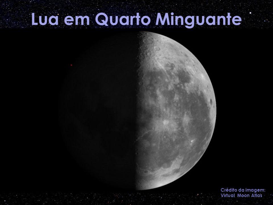 Lua em Quarto Minguante Crédito da imagem: Virtual Moon Atlas