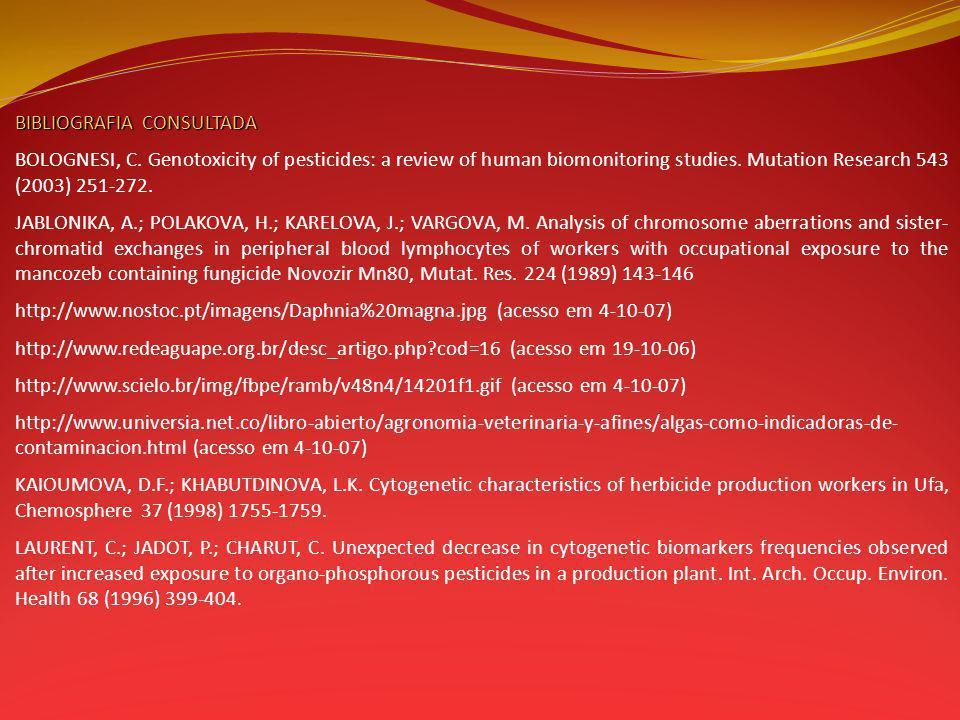 BIBLIOGRAFIA CONSULTADA BOLOGNESI, C.