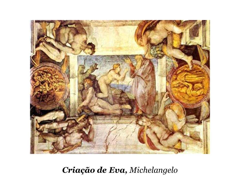 Criação de Eva, Michelangelo