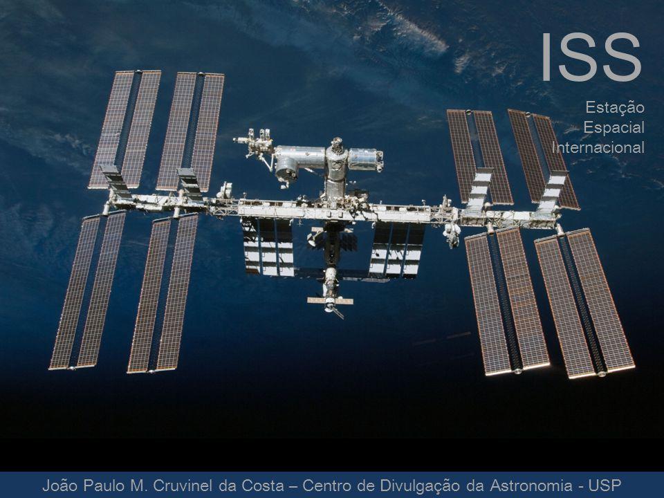 ISS Estação Espacial Internacional João Paulo M.