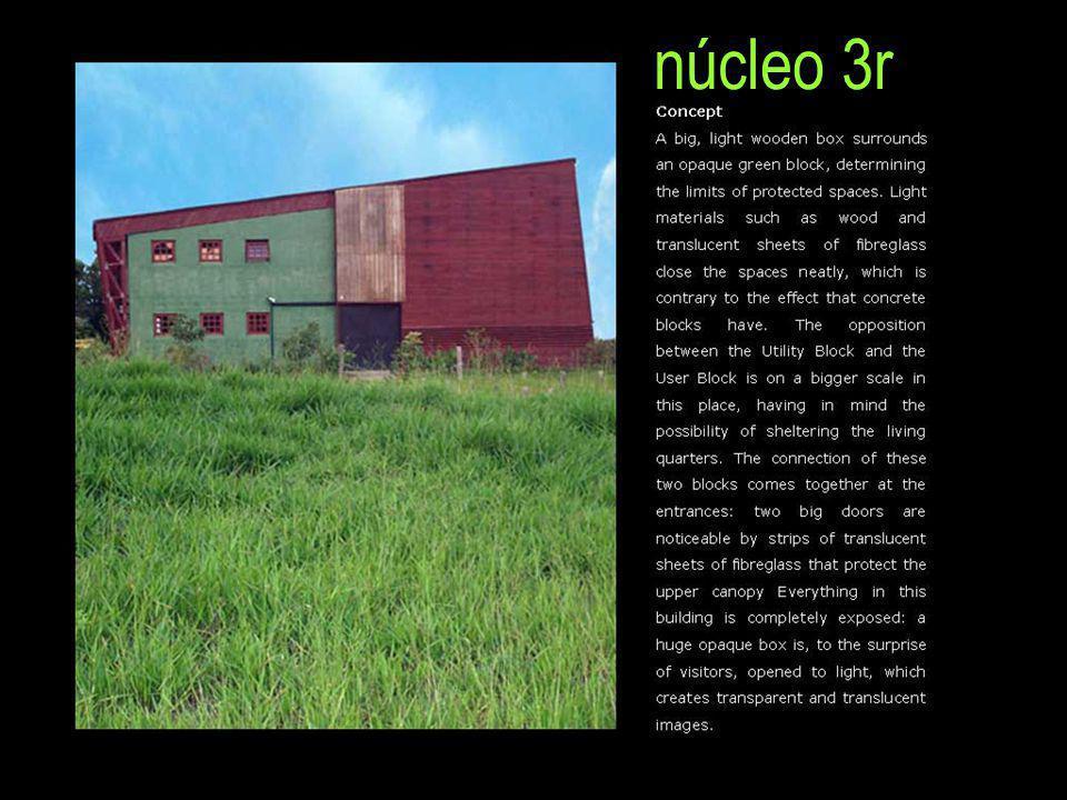 núcleo 3r