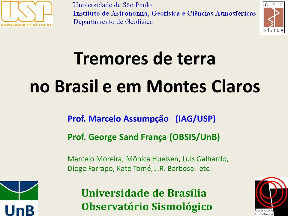 Prof. Marcelo Assumpção (IAG/USP) Prof. George Sand França (OBSIS/UnB) Marcelo Moreira, Mônica Huelsen, Luis Galhardo, Diogo Farrapo, Kate Tomé, J.R.