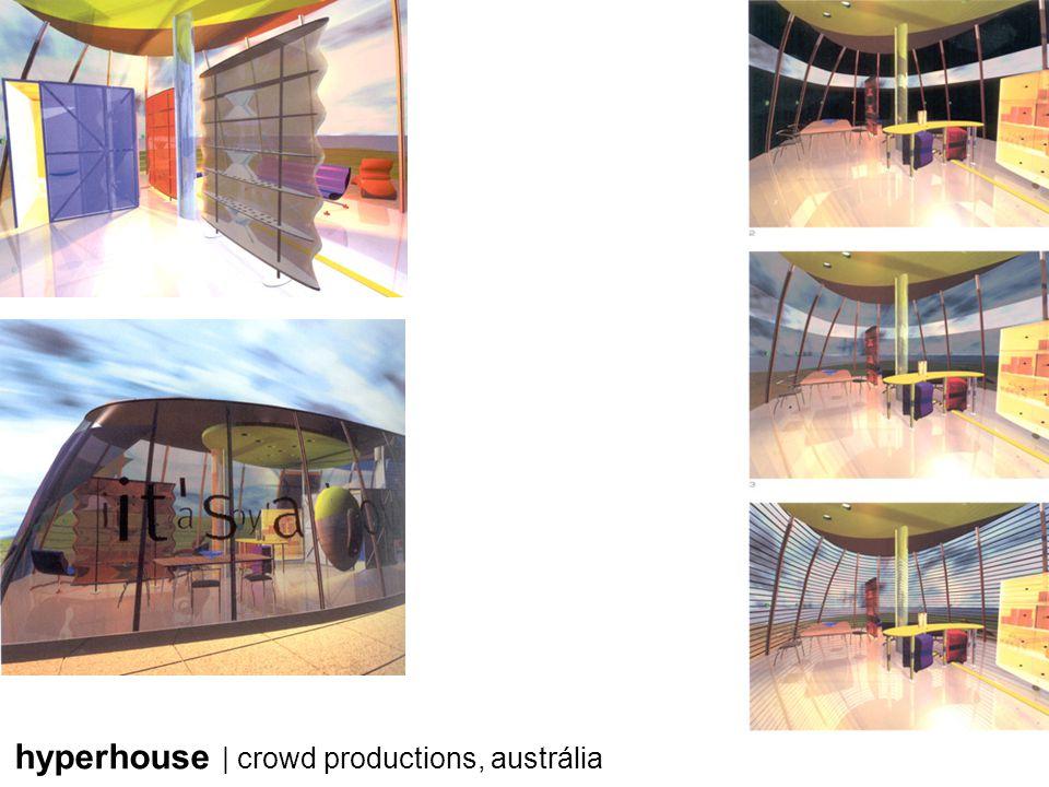 hyperhouse | crowd productions, austrália