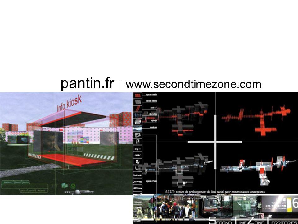 pantin.fr | www.secondtimezone.com