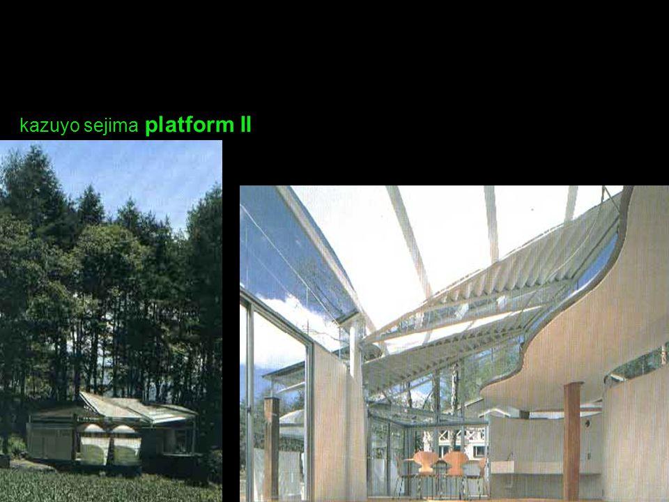 kazuyo sejima platform II