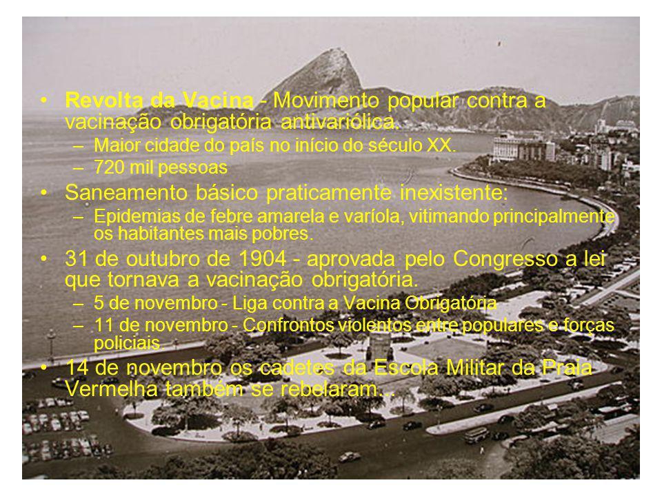 3 O Rio de Janeiro é uma cidade com ruelas estreitas, sujas.