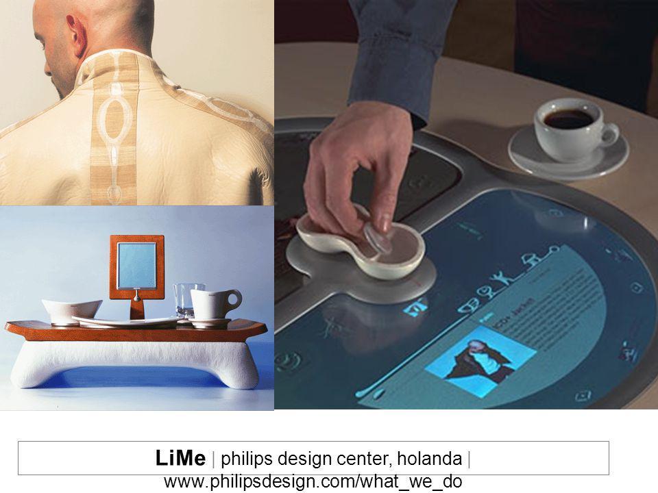 LiMe | philips design center, holanda | www.philipsdesign.com/what_we_do