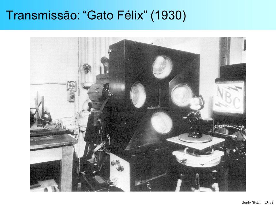 Guido Stolfi 13/58 Transmissão: Gato Félix (1930)