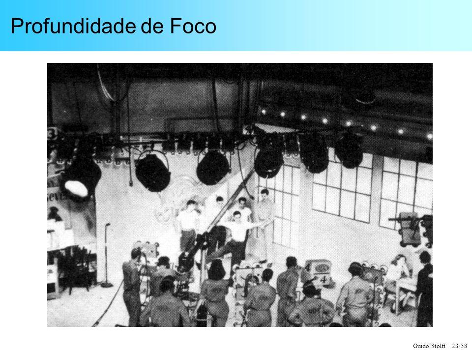 Guido Stolfi 23/58 Profundidade de Foco