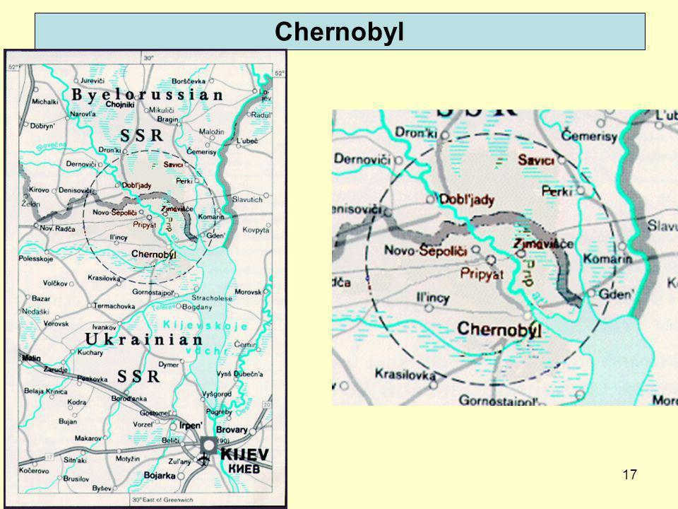 17 Chernobyl