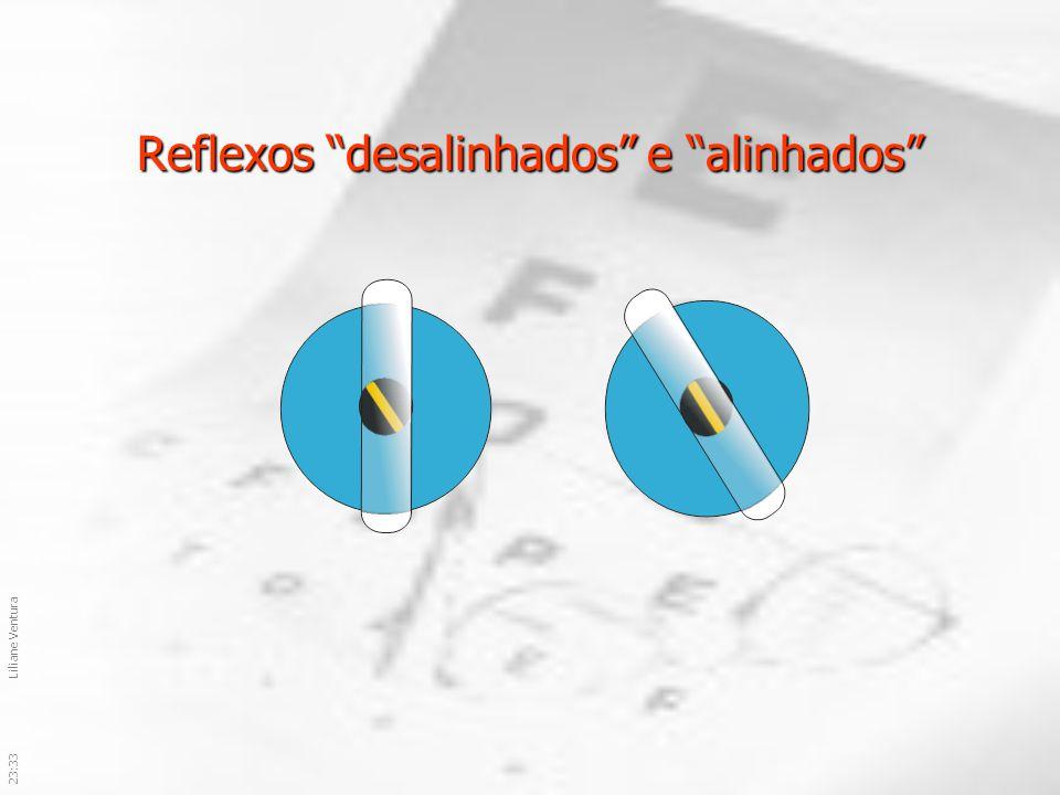 23:36Liliane Ventura Reflexos desalinhados e alinhados
