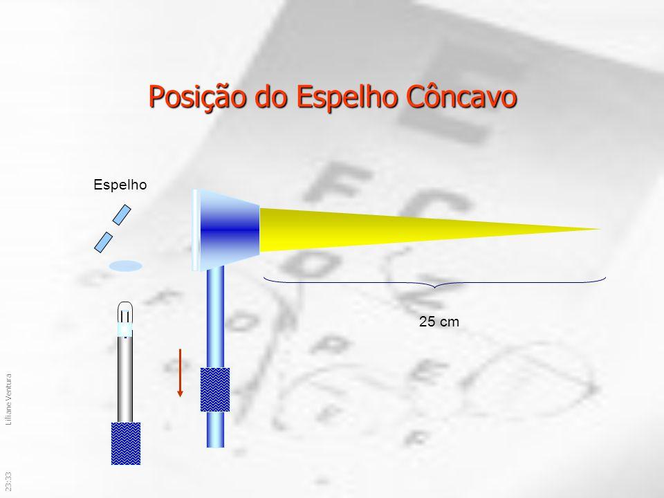 23:36Liliane Ventura Posição do Espelho Côncavo 25 cm Espelho