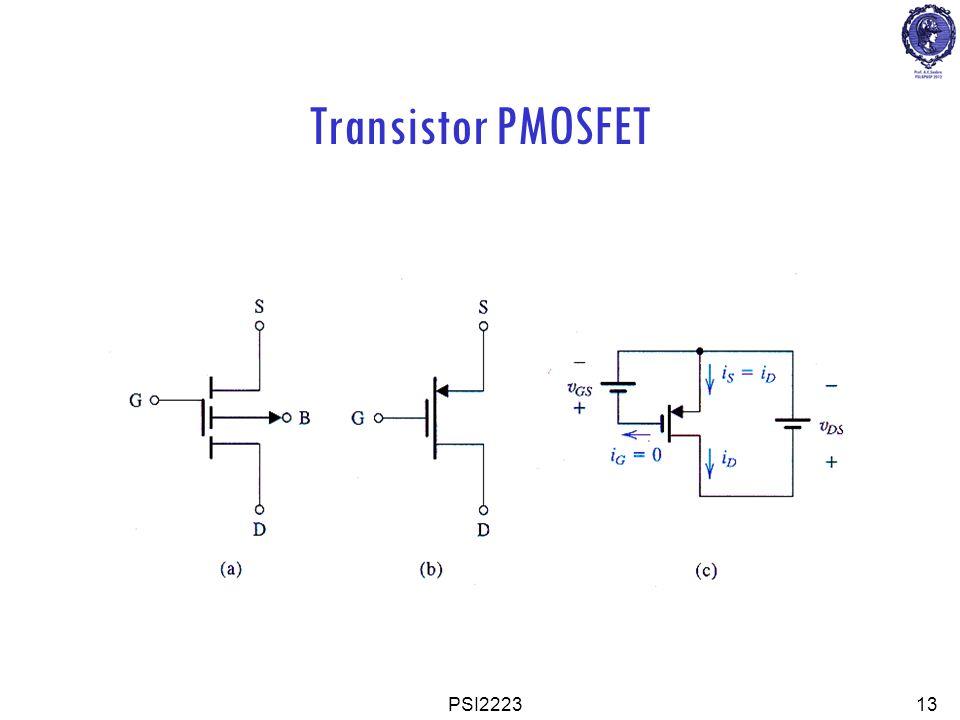 PSI222313 Transistor PMOSFET