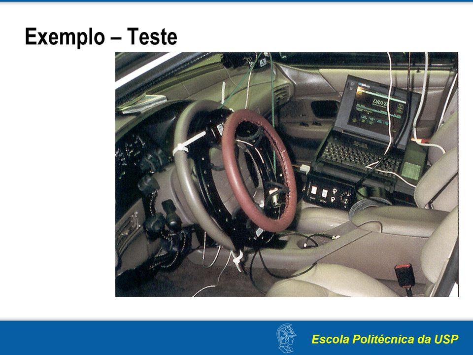 Exemplo – Teste