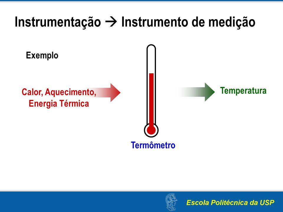 Instrumentação Instrumento de medição Calor, Aquecimento, Energia Térmica Temperatura Termômetro Exemplo