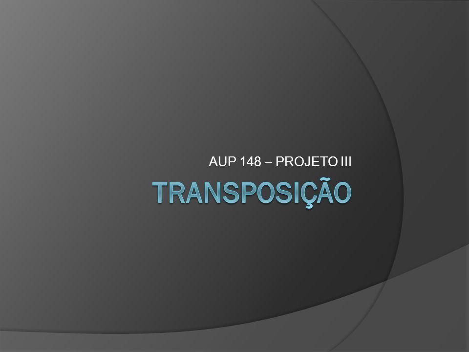 AUP 148 – PROJETO III