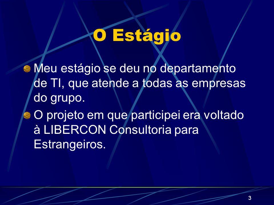 4 Cenário O processo para obtenção de visto trabalhista no Brasil é algo extremamente burrocrático.