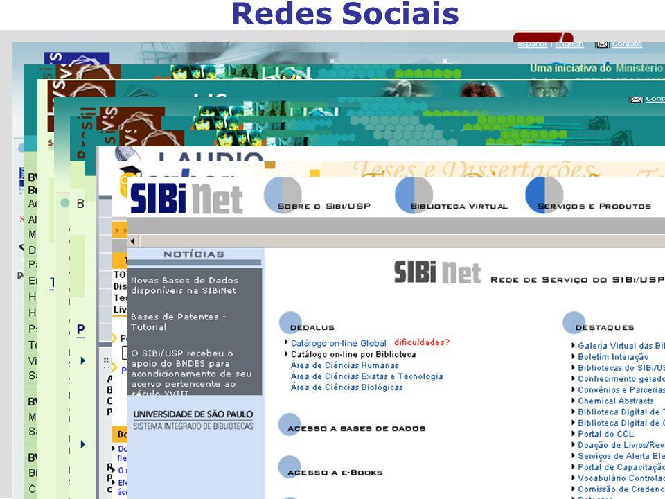 Redes Sociais Cidades Saudáveis
