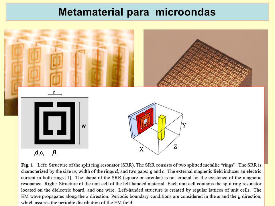 14 Metamaterial para microondas dispoptic 2013