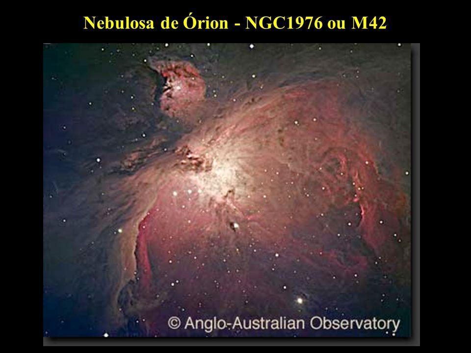 Nebulosa de Órion - NGC1976 ou M42