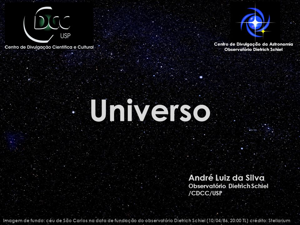 Universo galactocêntrico