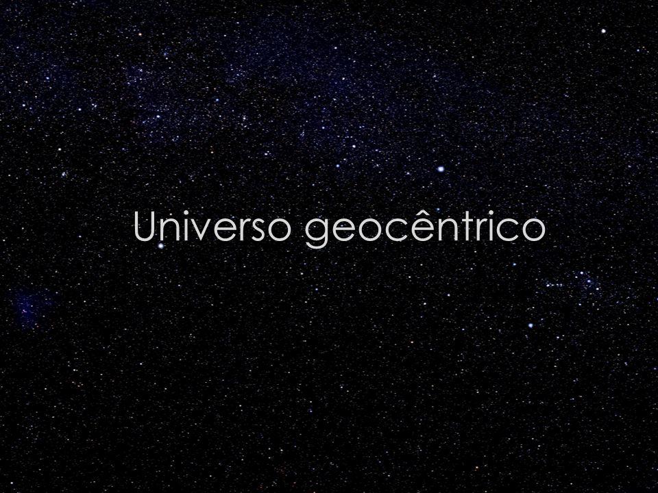 Universo geocêntrico