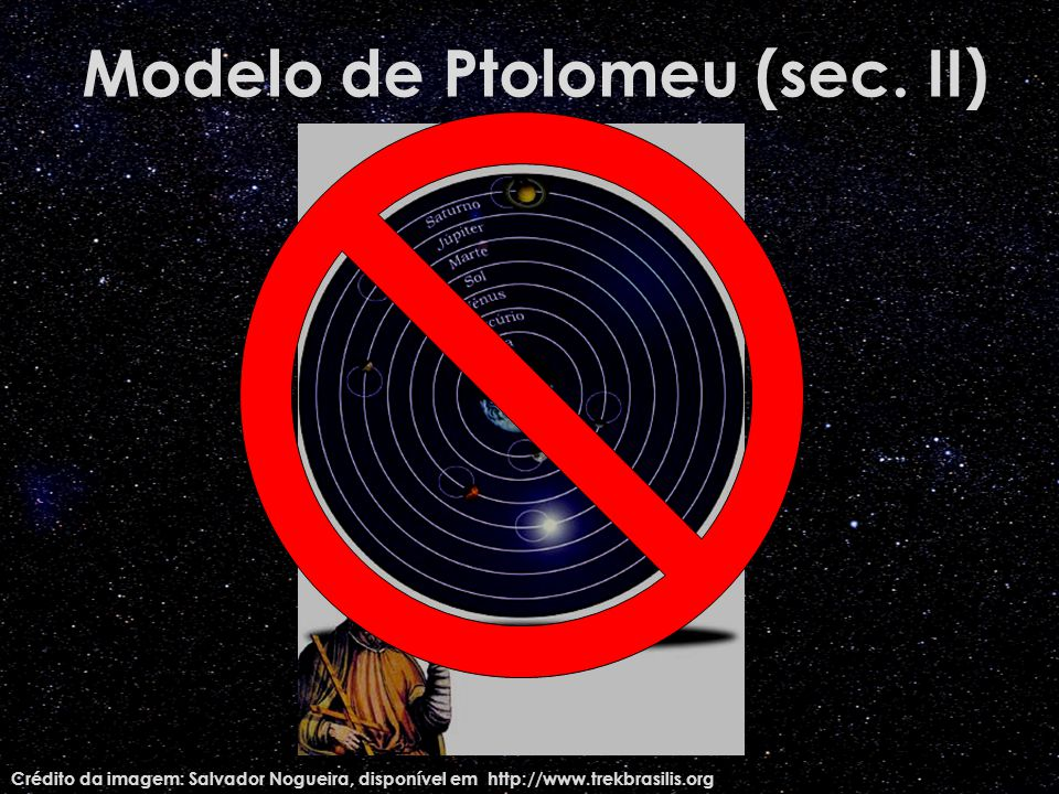 Epiciclo e deferente Crédito da imagem: Web Syllabus, Dept. Physics & Astronomy, University of Tennessee