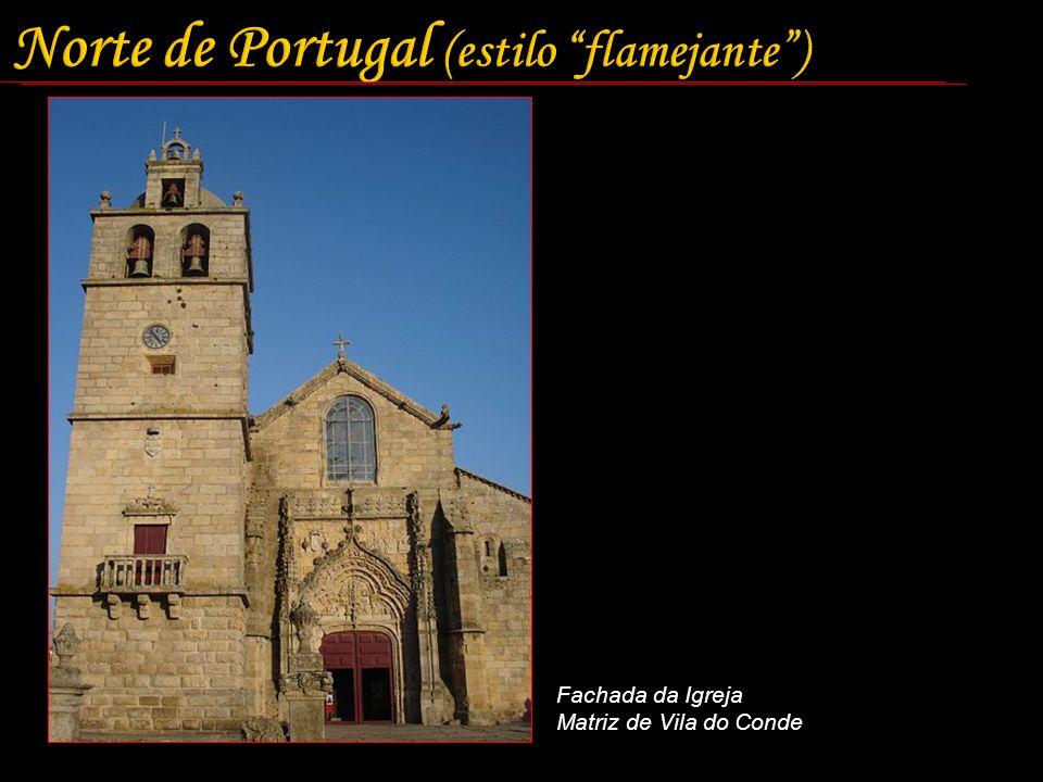 Fachada da Igreja Matriz de Vila do Conde