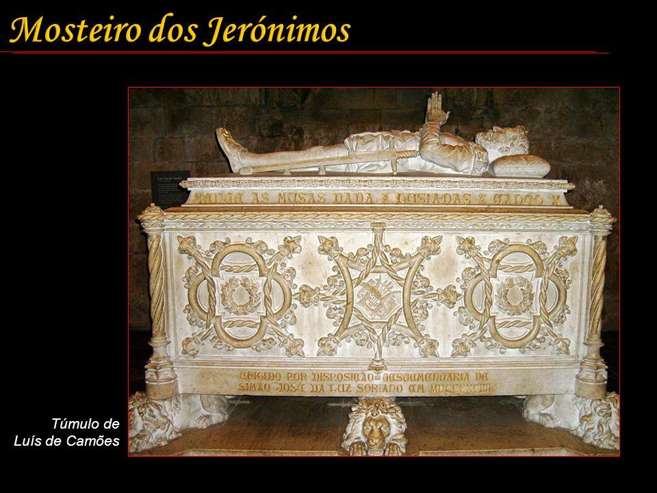 Túmulo de Luís de Camões