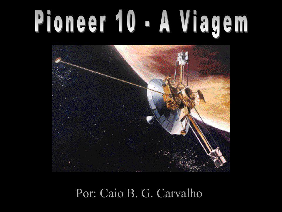 Por: Caio B. G. Carvalho