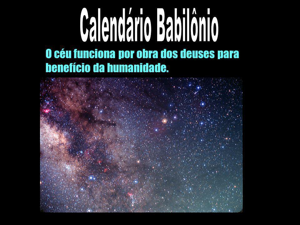 Astronomia Ciência Oficial Calendário Solar e Lunar 1400 a.c.