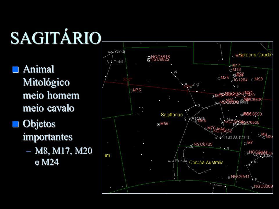 SERPENTE n Animal Mitológico n Objeto importante –M16 nebulosa da Águia