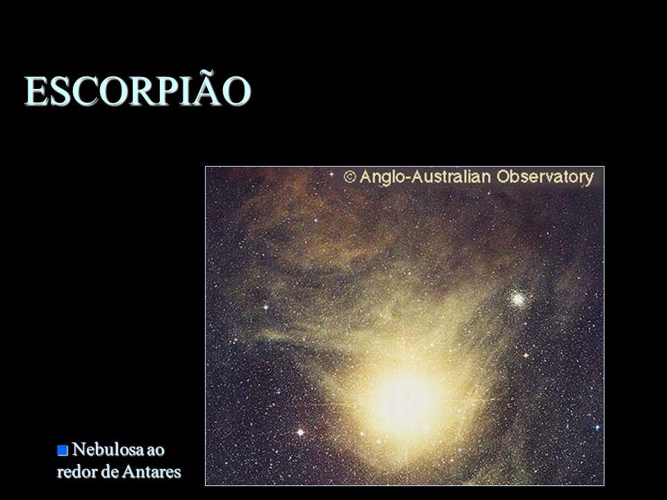 ESCORPIÃO n M4 n M80 n M6 n NGC6231 n M7