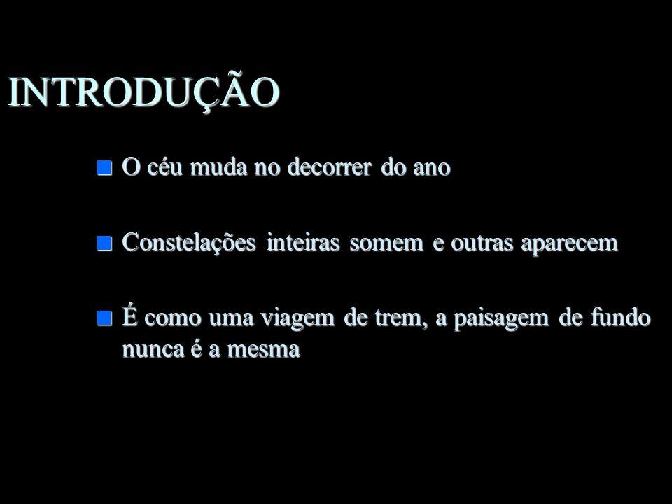 O CÉU DO OUTONO n Por Carlos Henrique Belloni Mourão