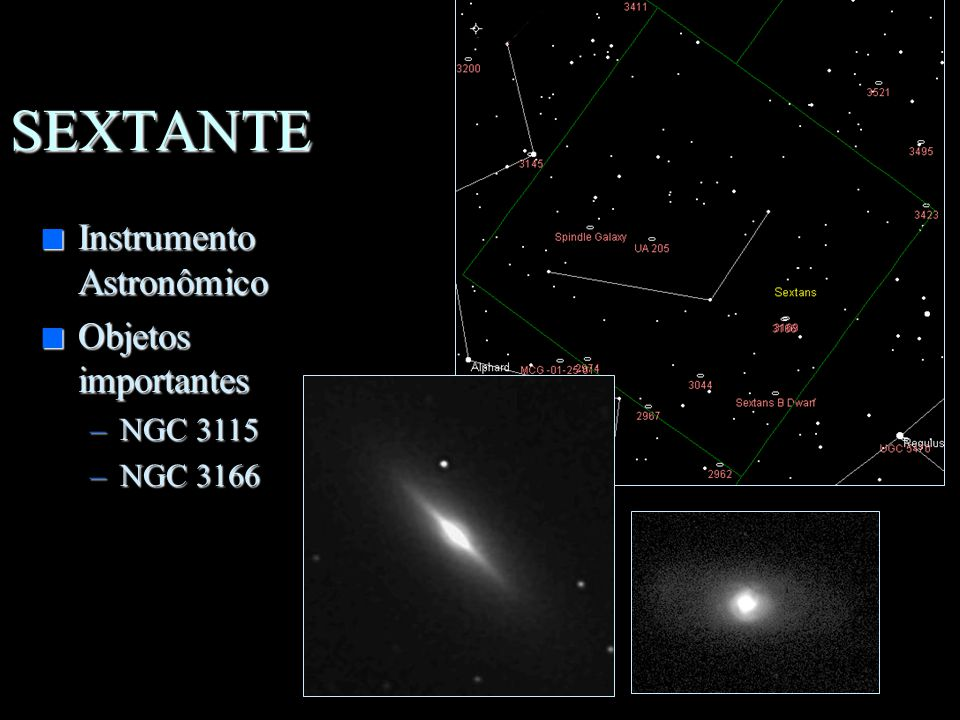 HIDRA n Animal Mitológico n Objetos importantes –M48 –M68 –M83
