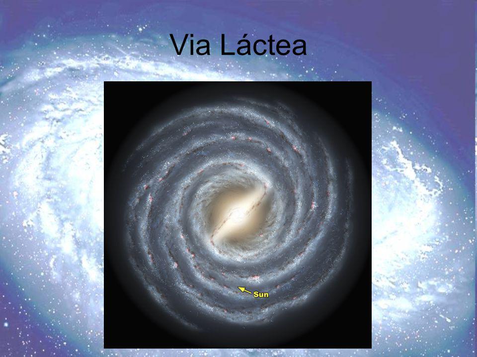 Tipos de galáxias Galáxias espirais; Galáxias espirais barradas; Galáxias elípticas; Galáxias irregulares.