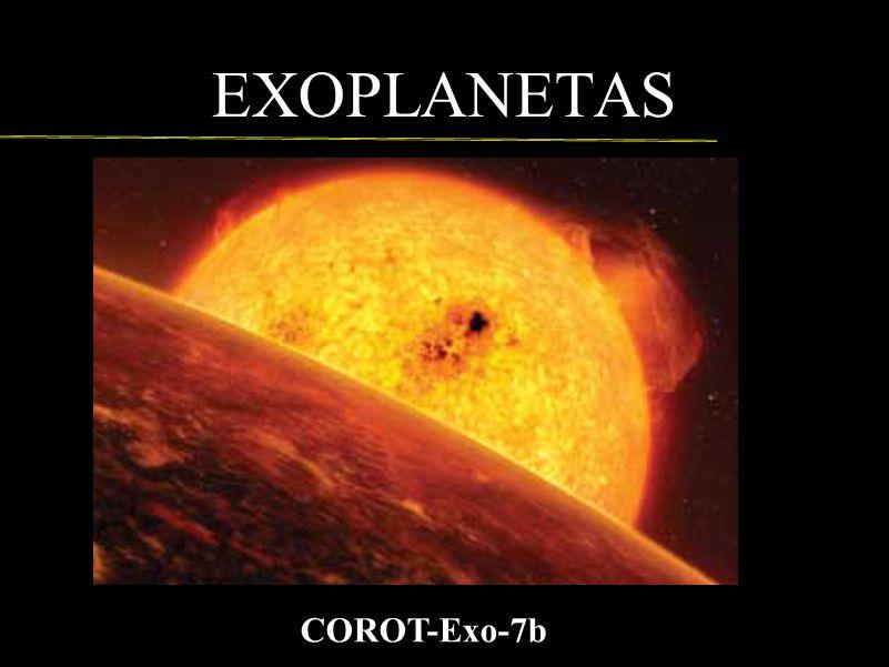 EXOPLANETAS COROT-Exo-7b